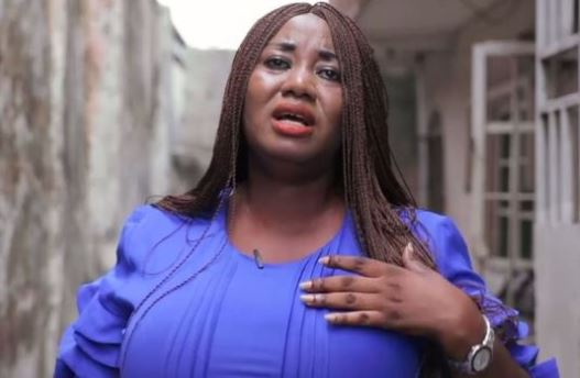 My Bosom s Are Too Heavy For Me - Busty Nigerian Woman Cries Out