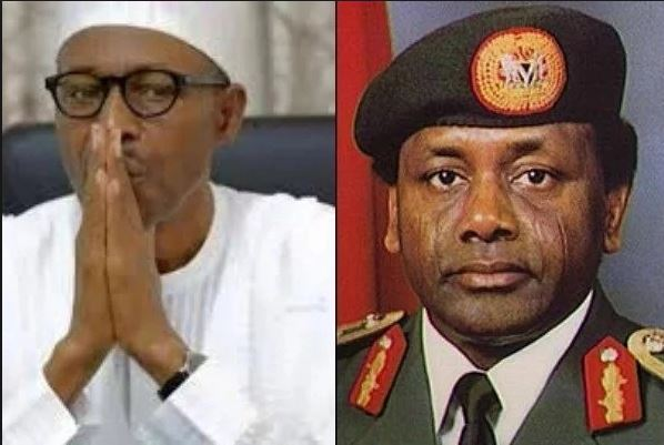 Image result for Buhari Abacha