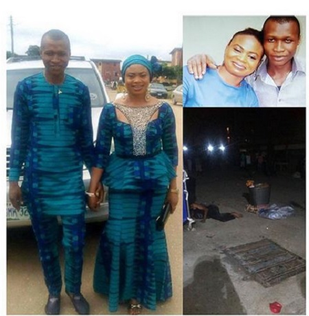 Shocker! Man Who Killed His Live-In Lover In Oshodi Reveals Why He Did It (Photos)