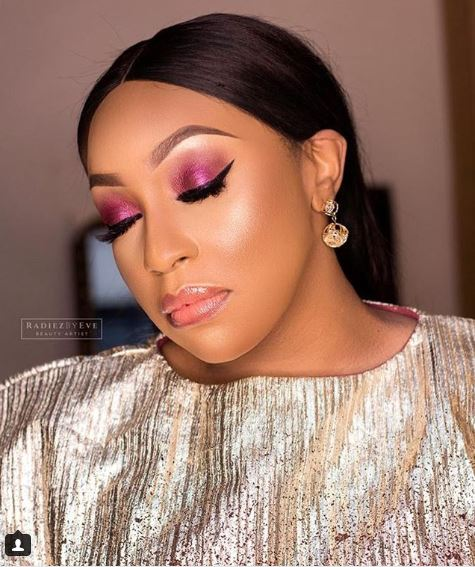 Rita Dominic Looks Flawless In New Make-up Photos