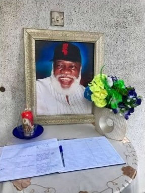 Image result for How Ojukwu's first son died in Lagos