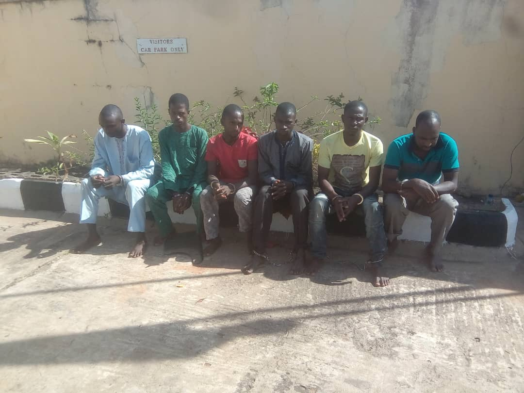 DSS Capture Six Men Who Reportedly Killed Kaduna Monarch