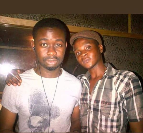 An epic throwback photo of Nigerian singer, Kizz Daniel has emerged online