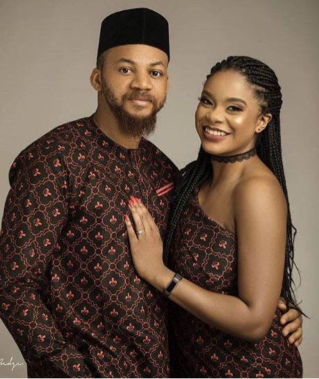 Son Of Ex-Enugu State Governor, Sullivan Gets Set To Wed, Releases Pre-Wedding Photos