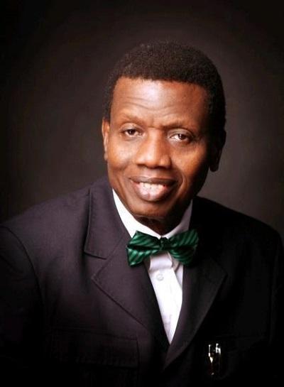 Serve God To Get His Favour, Adeboye Urges Nigerians