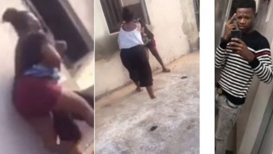 OOU Students Fight Dirty Over Boyfriend (Video)