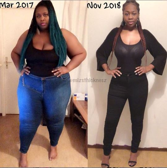 Wow! Lady Who Gave Up Obesity To Live Healthy, Shares Unbelievable 'Before And After' Photo