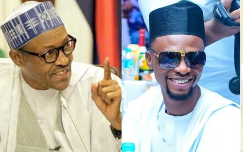 Comedian, I Go Dye Writes An Open Letter To President Buhari