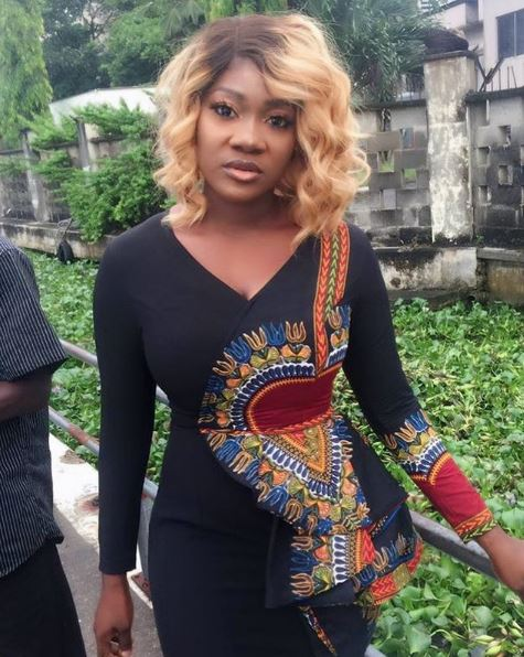 Actress, Mercy Johnson Looking Cute In New Photo