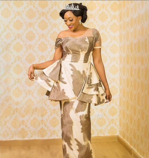 Beautiful Nigerian Actress, Oge Okoye Releases Stunning Photo To Celebrate 38th Birthday