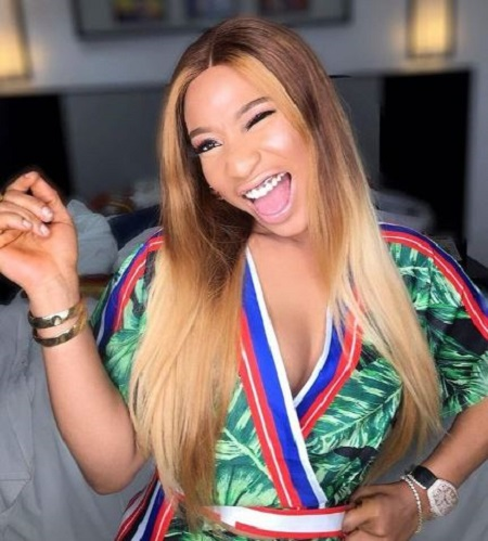 Nollywood Actress; Tonto Dikeh Serves Fans With Hot Relationship Tips