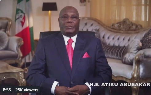 I Started Out As An Orphan Selling Firewood On The Streets Of Adamawa - Atiku