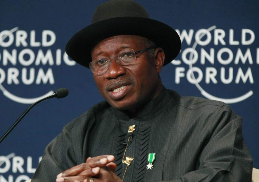 President Jonathan Finally Reveals What Caused Recession In 2016