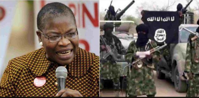 How I Will Tackle Boko Haram If Elected President - Ezekwesili