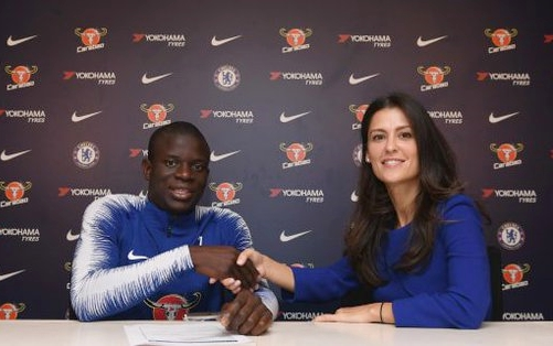 N'Golo Kante Become Chelsea's Highest-paid Player After Signing A Bumper 5-year Contract