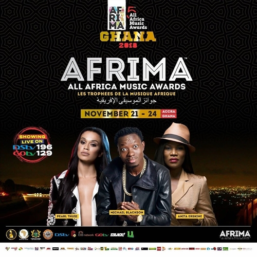 AFRIMA 2018: Davido, Mr. P, Tiwa Savage, Win Big At All Africa Music Awards (Full List Of Winners)