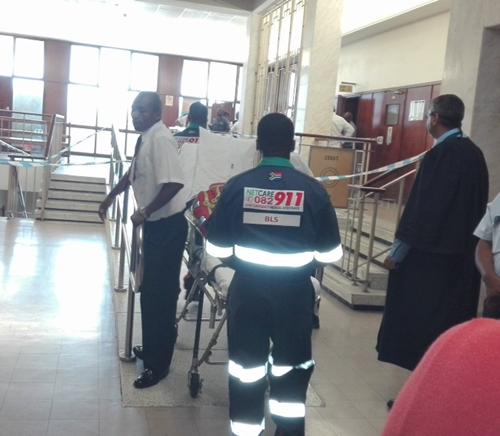 Pandemonium In Court As Man Shoots Estranged Wife Brother