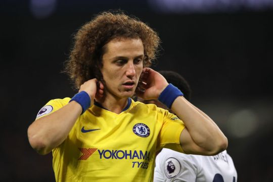 How Chelsea Manager, Sarri Reacted To Tottenham 3-1 Defeat - David Luiz Reveals