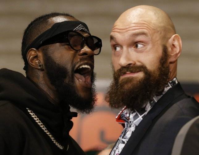 Tyson Fury Reveals What Happened When Deontay Wilder Sparred With Klitschko