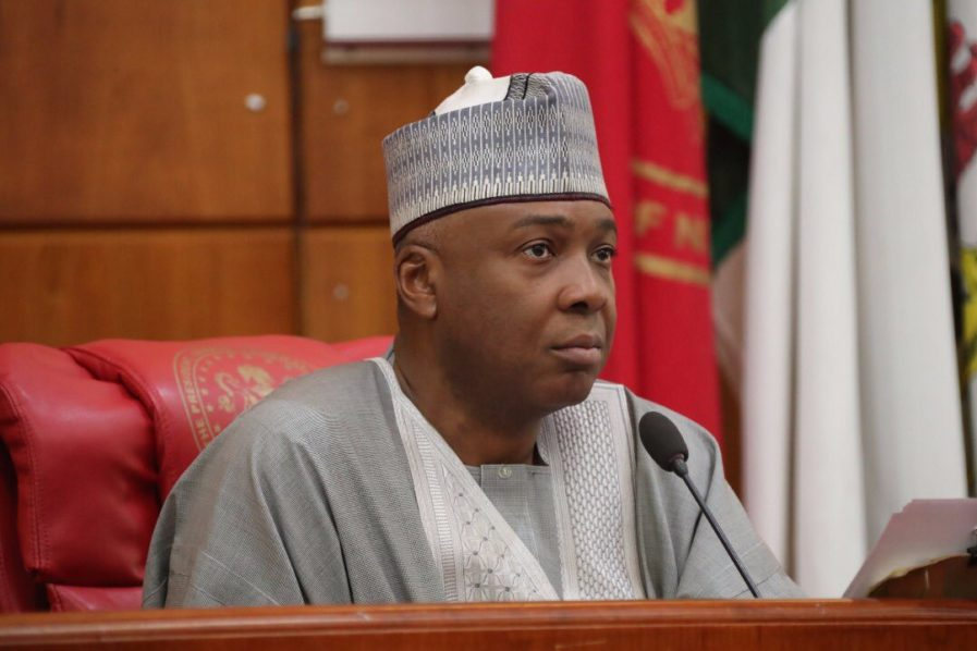 Saraki, has explained why he was absent at the Independence Day parade.