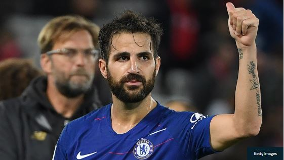 Fabregas Makes Contingency Plans For Chelsea Exit