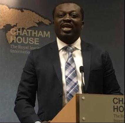 Sanwo-Olu, A Mere Call Centre Agent In Lagos