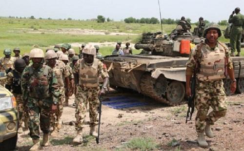 Troops Kill Five Boko Haram Insurgents In Borno