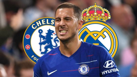 Real Madrid Move Is A Dream – Hazard