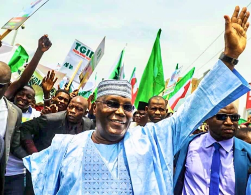 Ahead of the 2019 presidential election in Nigeria