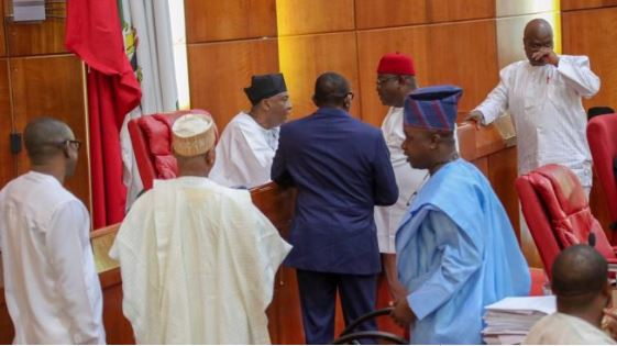 The senators have seen that the APC is not even fair to them
