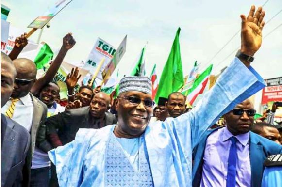 iku Abubakar is holding strategic meetings in his bid to unseat President Buhari