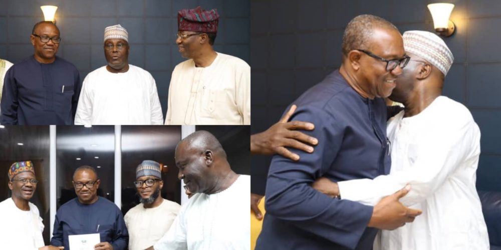 Real Reason Why Atiku Picked Peter Obi As His Running Mate