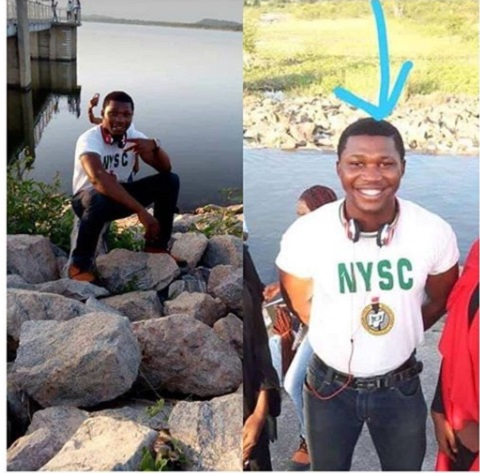 A tragic and sad incident has claimed the life of a National Youth Service Corps member