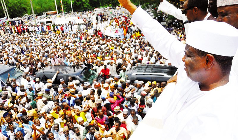 One Person Killed As Governor Tambuwal's Motorcade Is Attacked