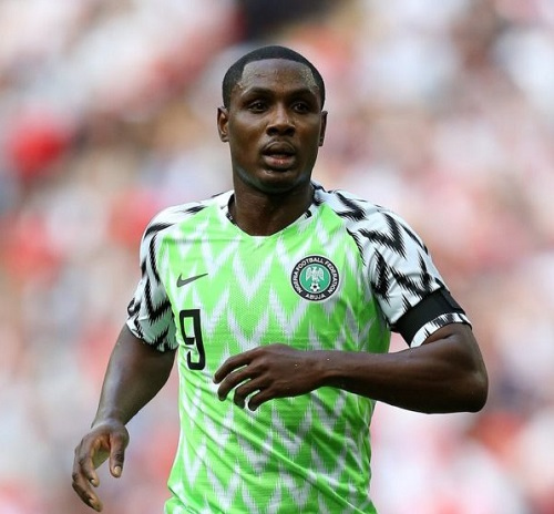 Nigeria 4-0 Libya: Ighalo Speaks On Booing Fans After Scoring Three Goals