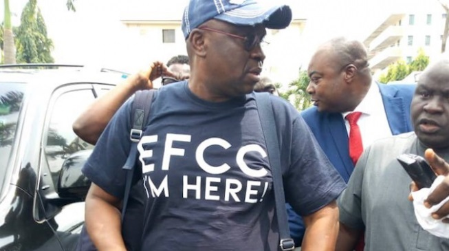 Fayose Demands Additional Mattress In EFCC Custody As He Finally Opens Up