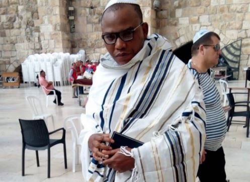 What Nnamdi Kanu Said About His Trial During His Press Conference