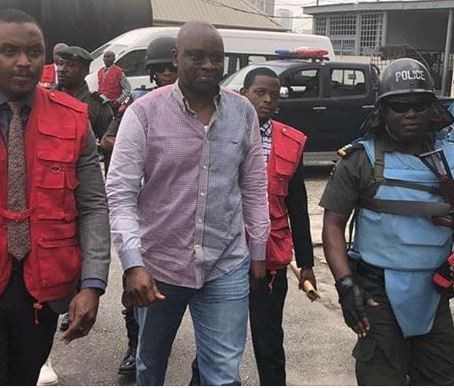 Fayose Takes Stomach Infrastructure To EFCC, Feeds Over 150 People
