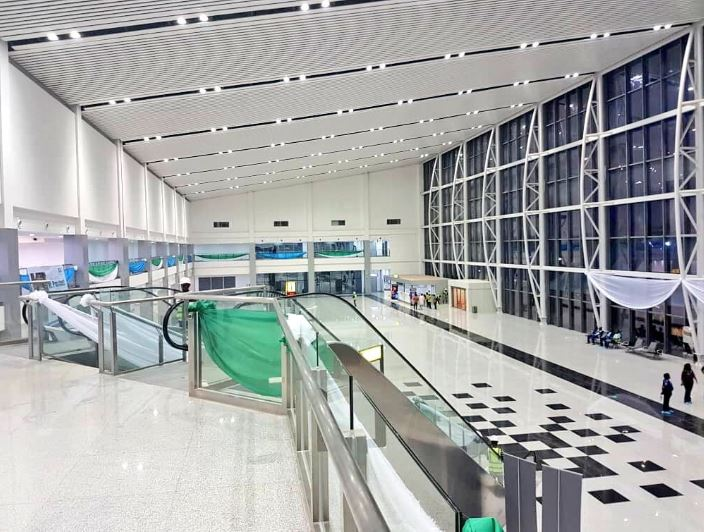 Check Out The Inside Of The New Port Harcourt Airport International Terminal (Photos)