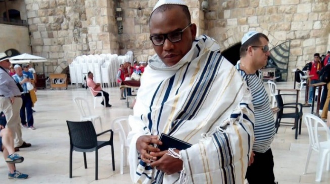 Nnamdi Kanu Stranded In Israel After Travel Document Expired?