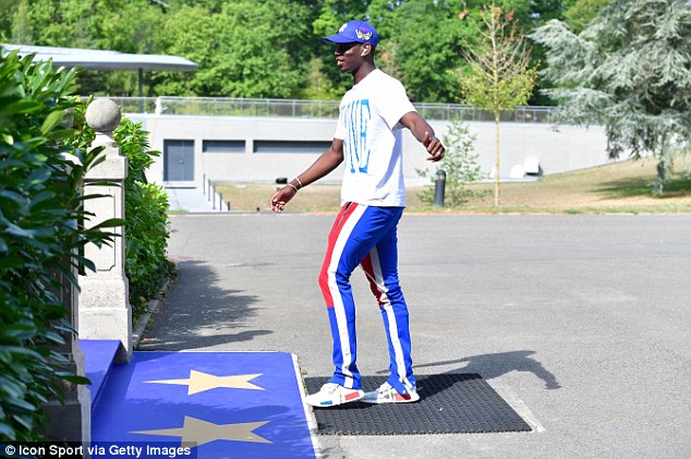 Too Much Swag: See How World Cup Winners Mbappe, Pogba, Kante And Others Showed Up For Training