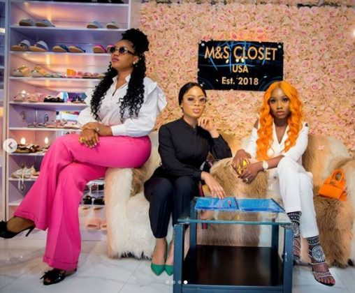 Photo: Nina Bags Multimillion Naira Endorsement Deal After Being Publicly Dumped By Miracle || @mands_closet