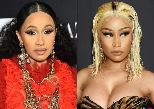 Cardi B Left Injured After Trying To Fight Nicki Minaj At New York Fashion Week Party