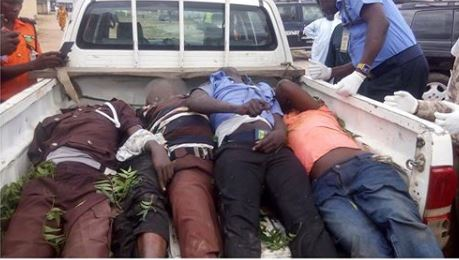 Image result for Suspected Herdsmen Kill 3 Policemen, 2 Vigilantes In Taraba