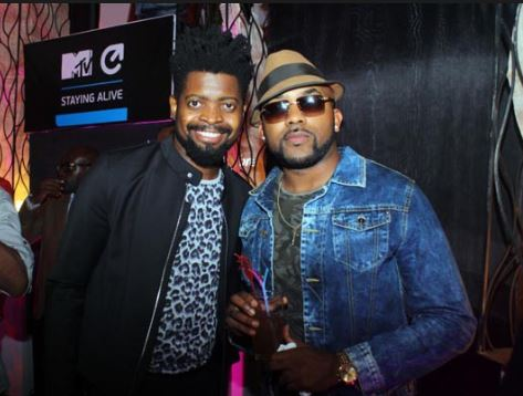 Banky W Reveals The Incredible Thing Basketmouth Did For Him During His Battle With Cancer