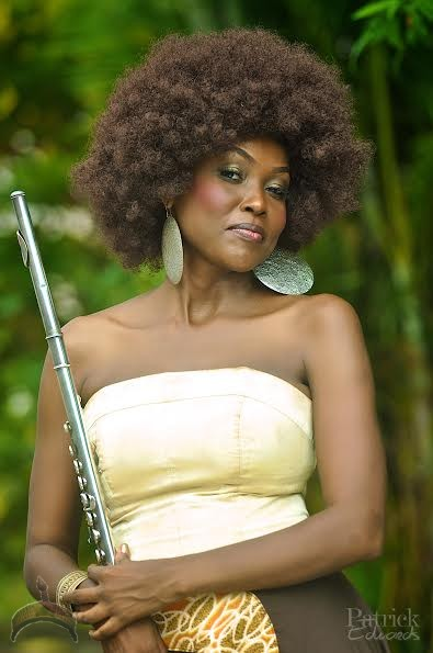 Governors Are Running After Me – Meet Ebele, The Female Flutist Making Waves In Nigeria