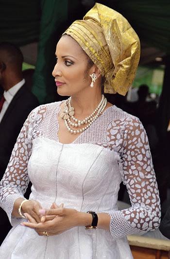 Ojukwu's Family Supports Bianca Over Senatorial Ambition