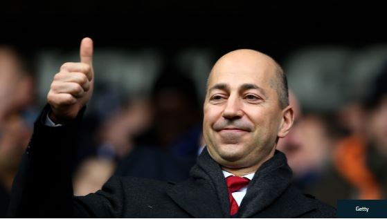 Arsenal Announce New CEO As Gazidis Joins AC Milan