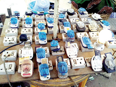 Charging Of Phones In Church Is A Sin - Bishop Warns Congregants