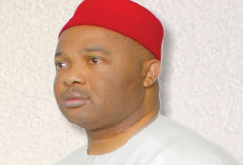 Alleged Dud Cheque: Senator Uzodinma Reacts To Bench Warrant Issued By Court To Arrest Him
